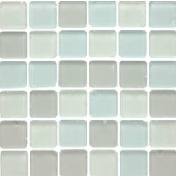 Volta Tumbled Mixed 48 Glass Mosaic 30x30 cm Original Style Mosaics