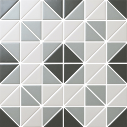 Chino Hill Square Floor Mosaic 27,5x27,5 cm Ant Tile Chino Hill