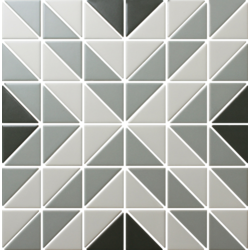Chino Hill Square Geometric Tiles Art 27,5x27,5 cm Ant Tile Chino Hill