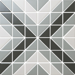 Chino Hill Square Geometric Tiles Backsplash 27,5x27,5 cm Ant Tile Chino Hill