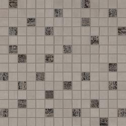 Materika Mosaico  Fango 40x40 cm Marazzi Mabira