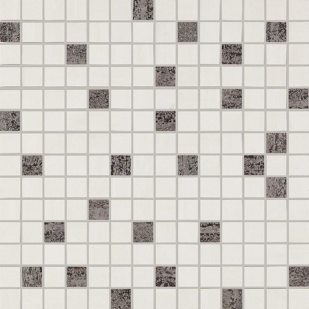 Materika Mosaico  Off Wh 40x40 cm Marazzi Mabira