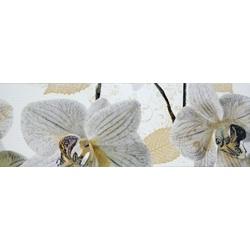 Alma Crema Decor Flores 1 60x20 cm Tau Cerámica Alma