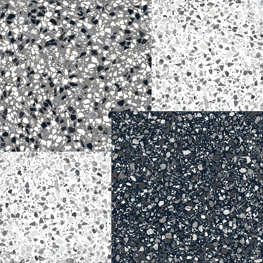 Decor 7 Collection Terrazzo By Self Tilelook