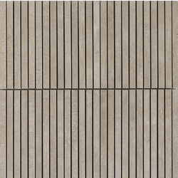Taupe back stripes 30x30 cm Unicom Starker Icon