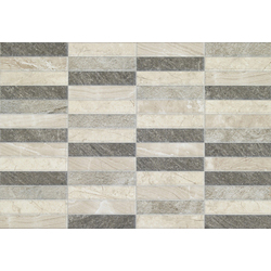 Terradecor 31x45 Relieve Milan Gris 45x31 cm Gamma Terradecor