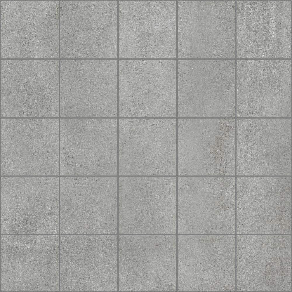 Colorare Pavimento In Cotto mosaico grey 30x30 - collection smot by dado ceramica | tilelook
