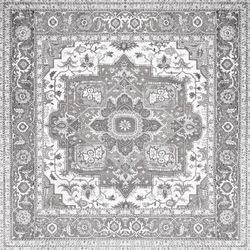 kilim black 60x60 cm Aparici Absolut