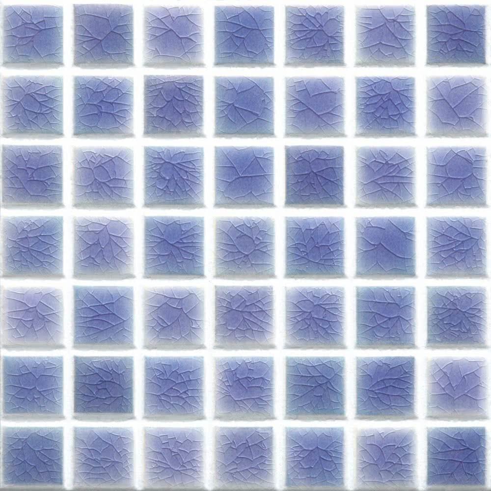 Piastrelle Bagno Mosaico Viola mosaico viola 20x20 - collezione sardegna di il cavallino