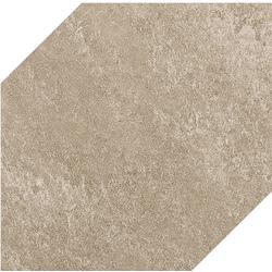 Code Stone Taupe Nat ESAGONO42 30x30 cm Ceramica Sant'Agostino Shadestone