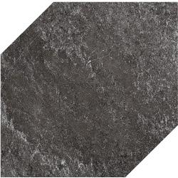 Code Stone Dark Nat ESAGONO42 30x30 cm Ceramica Sant'Agostino Shadestone