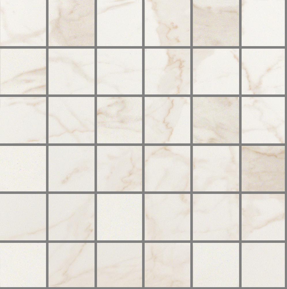 Roma Diamond Fap Ceramiche calacatta gres macromosaico 30x30 - collection roma diamond