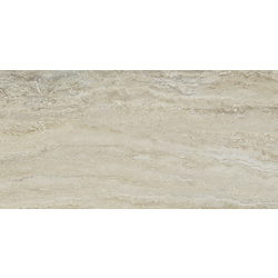 Vision Travertino Natural 59x29,5 cm Trial Ceramica by Cotto Petrus Vision