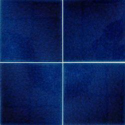 น้ำเงินคราม 6X6 *A 15,2x15,2 cm Boonthavorn Ceramic นครไทย