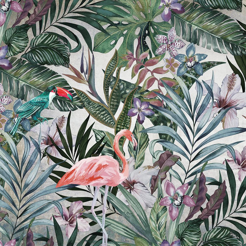 Adriani E Rossi Carta Da Parati jungle - collection art designadriani & rossi | tilelook