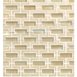 MARFIL - Collection Louvre by Elysium Mosaics | Tilelook