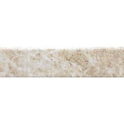 BULLNOSE 30.5x7.6 cm Elysium Mosaics Emperador Light