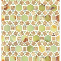 JADEITE 29.2x30.5 cm Elysium Mosaics Goddes