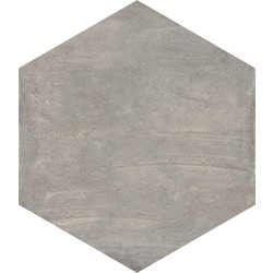 Last Minute Esagona Grey 34x40 cm Decor Union 2000 Last Minute