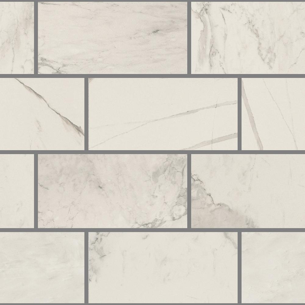 Stones 2.0 Calacat.Smooth 6Mm Mur.7,5X15 30x30 cm Casa dolce Casa – Casamood Stones & More 2.0