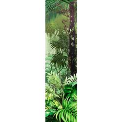 Mowgli 2 80x300 cm Inkiostro Bianco Jungle