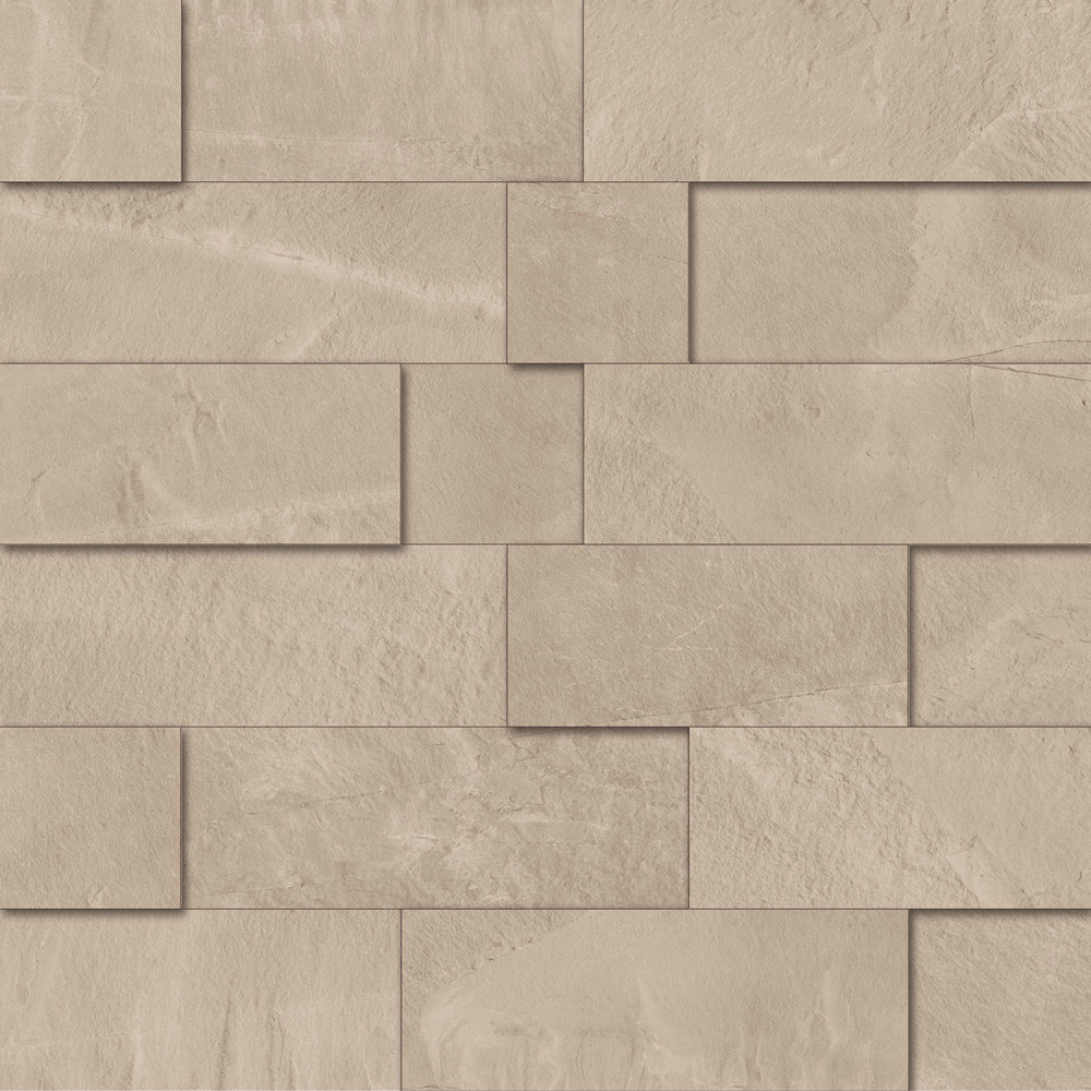 29x29 mosaico 3d rock face nat rett - Ergon piastrelle ...