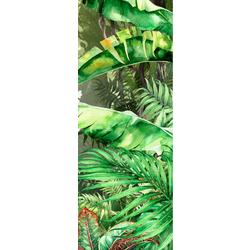 Mowgli DESTRO FINALE 80x210 cm Inkiostro Bianco Jungle