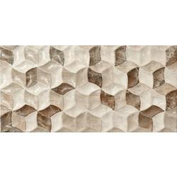RHODES FAN MARRON 25X50 *A 50x25 cm Boonthavorn Ceramic Stn