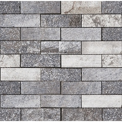 World Amsterdam Brick Grey 29,5x30 cm L'Antic Colonial World