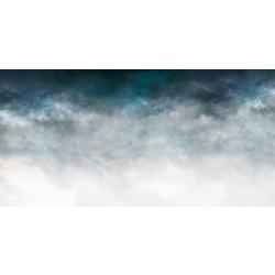 CIELO 273x270 cm Inkiostro Bianco Jungle