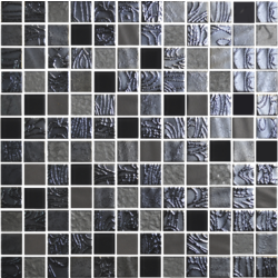Islande 31,1x31,1 cm Onix Mystic Glass - The Allure Collection
