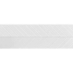 SUPERWHITE SPIRE 30x90 90x30 cm Keraben Superwhite