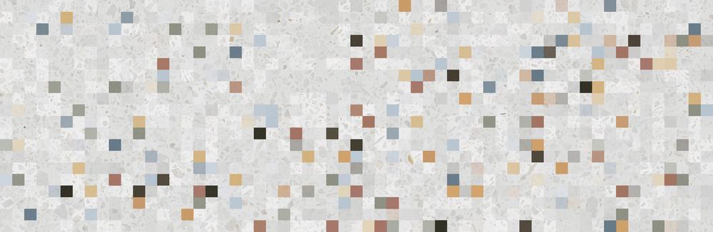 Zaletti PIXEL_NACAR_32X99 99x32 cm Arcana Zaletti
