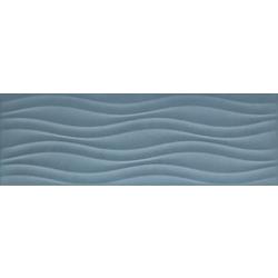 Clayline Blue Struttura Share 3D 66,2x22 cm Marazzi Clayline