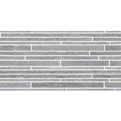 Mystone Pietra di Vals Grigio Mosaico Strutturato 60x30 cm Marazzi Mystone - Pietra di Vals