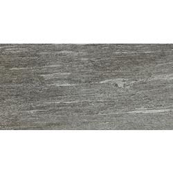 Pietra di Vals Antracite Rett 60x30 cm Marazzi Mystone - Pietra di Vals