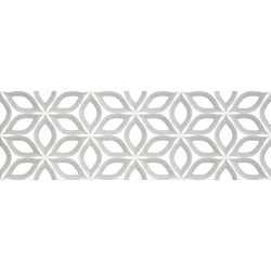 Rev. Petalos  30X90 Gris 90x30 cm Saloni Decor Action