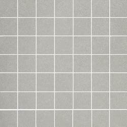 Cementi Grey Mosaico 5X5 30x30 cm Dado Ceramica Cementi