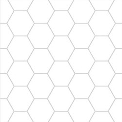 SANNE WHITE M. 40X40 *A 40x40 cm Boonthavorn Ceramic DURAGRES_WCC