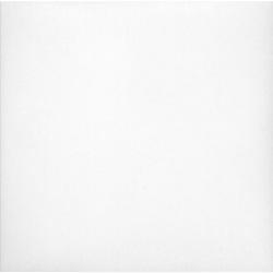 แผ่นเรียบทึบ ขาว PJ-01 4X4 *A 10x10 cm Boonthavorn Ceramic นครไทย