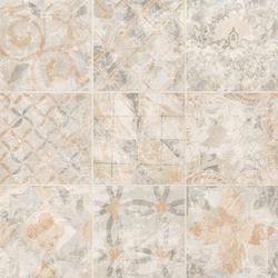PMAPD1 Inserto Century Taupe A+B 60x60 cm Paul Ceramiche Madison