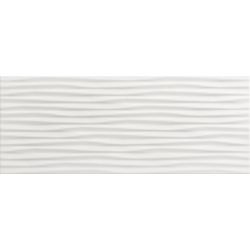 RICHMOND TRESS WHITE 20x50 PRI 50x20 cm Sanchis Richmond