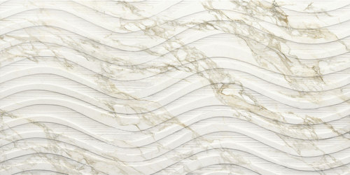 CALACATTA GOLD ONDA SQ  120X60 - Collection Marble Experience by