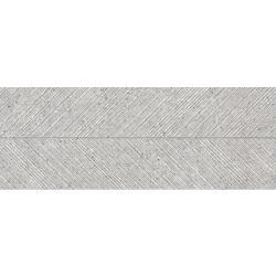SPIGA PRADA ACERO (100239874)45X120*A 120x45 cm Boonthavorn Ceramic Porcelanosa