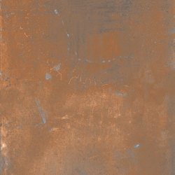 Oxyd Corten 60x60 rett. 60x60 cm Ceramica Rondine Oxyd