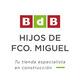 Bd B Hijos De Francisco Miguel,S.L. - Buñol | Tilelook